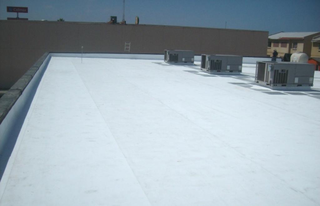 Finish Roof
