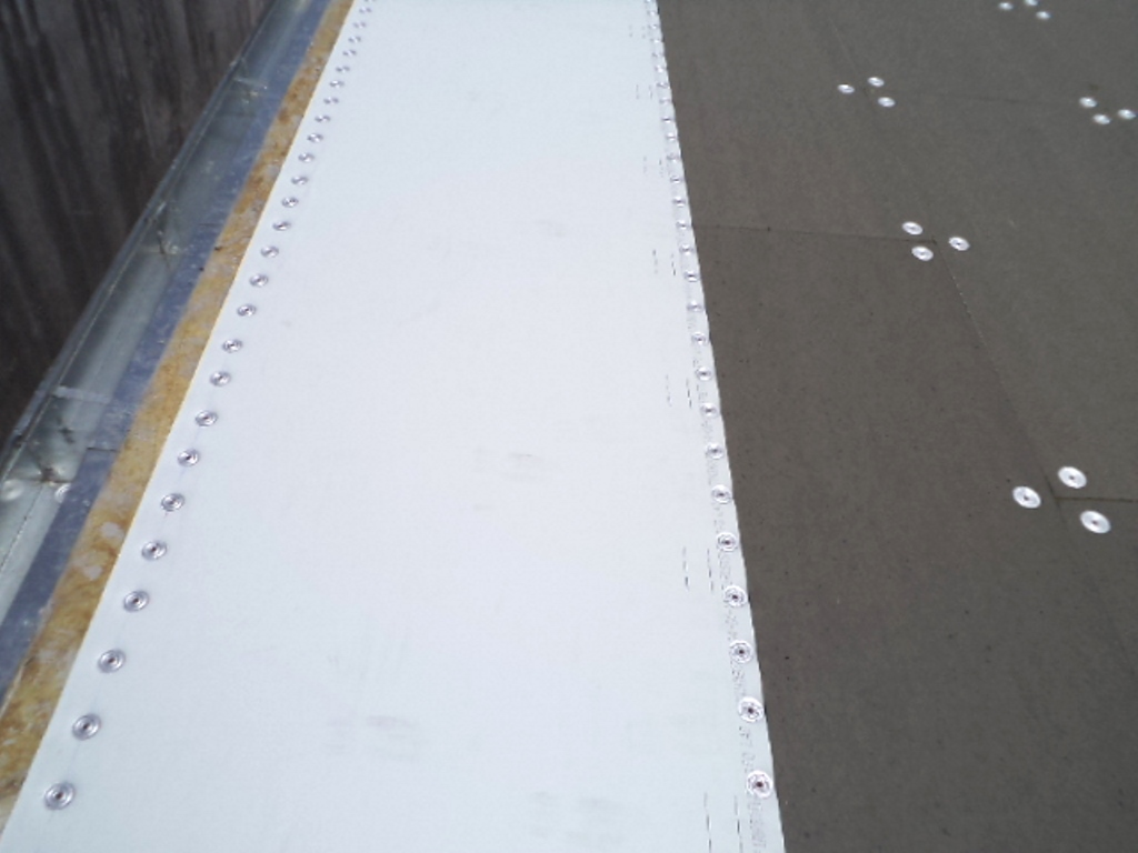 Detail on membrane 4