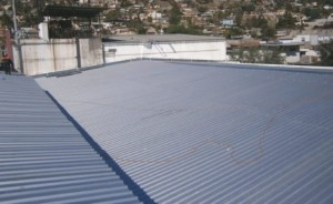 Steel Deck Finish 1