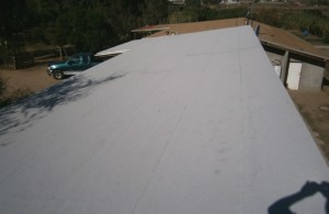 APP Yorch Finish Roof